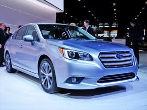 Subaru: Exitosos resultados en Chile y el mundo durante 2014
