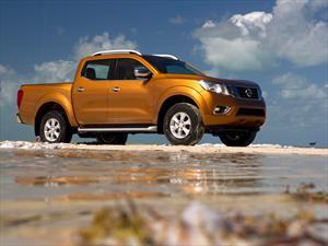 Nissan NP 300 Frontier 2016 Primer Contacto