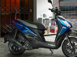 Kymco mostró su nueva scooter: Rocket