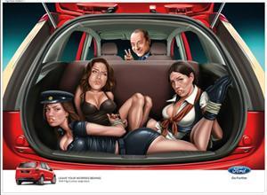 Ford: Ofrece disculpas por controvertida publicidad sexista