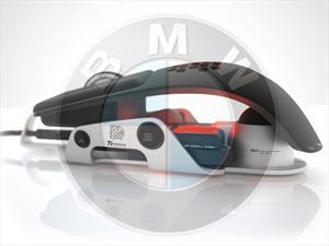 BMW diseña mouse junto a Thermaltake