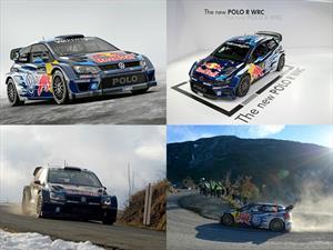 Volkswagen, imparable en el WRC de Montecarlo