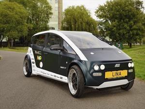 Estudiantes holandeses crean un auto biodegradable