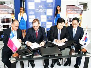 Hyundai renovó representación a Indumotora