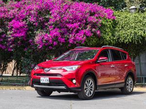 Test drive: Toyota RAV4 2017