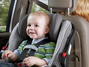 Presentan dispositivo para evitar que olvides a tu bebé en el carro