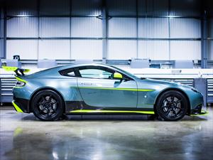 Aston Martin Vantage GT8, más ligero y aerodinámico
