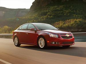 El Chevrolet Cruze 2013 se renueva para dar el siguiente paso