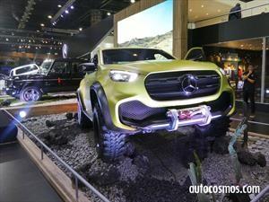 Mercedes-Benz y una constelación de novedades en el Salón de Buenos Aires 2017
