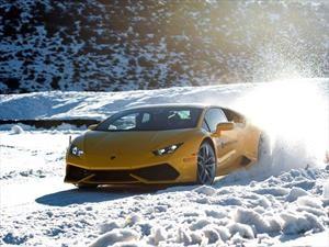 5 consejos para manejar en nieve