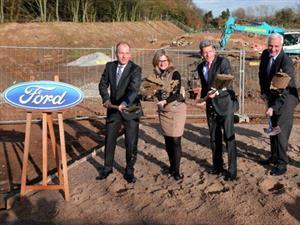 Ford crea Centro de investigación y desarrollo en Alemania