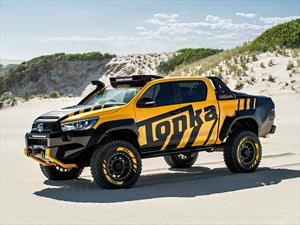 Conoce a la Toyota Hilux Tonka Concept