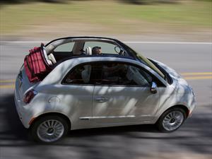 Nuevo FIAT 500 Cabrio llega a Argentina