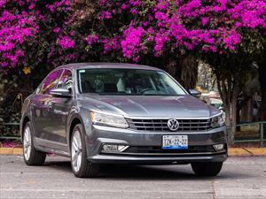 Manejamos el Volkswagen Passat 2016
