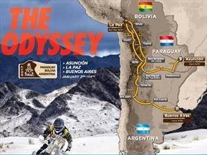 Etapa 1: Asunción-Resistencia en el Rally Dakar 2017