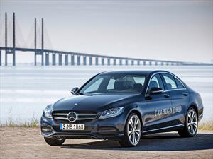 Mercedes-Benz C350 Plug-In Hybrid,