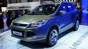 Ford Kuga debuta en el Salón de Ginebra 2012