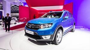 Dacia Sandero Stepway debuta en París 2012