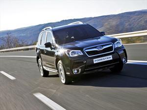 Subaru Forester 2014 es el SUV del año para Motor Trend