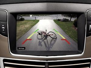 Obligatorio el uso de cámaras de reversa en autos en EUA