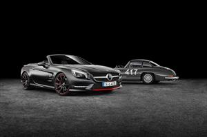Mercedes-Benz SL 417 Mille Miglia se presenta