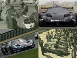 Pirelli y Maserati, más que una alianza: ¡Una gran familia!