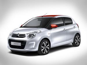 Citroën C1 2015 se presenta
