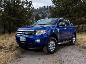 Ford Ranger 2013 a prueba en México