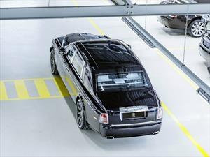 La producción del Rolls-Royce Phantom de séptima generación llega a su fin