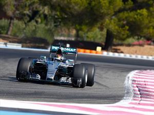F1: continúan las pruebas de las gomas 2017