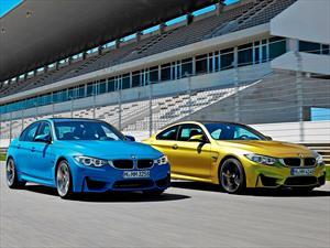BMW M3 y M4 con caja manual ahora disponibles en México