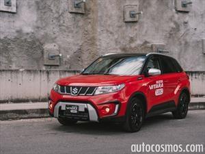 Manejamos la Suzuki Vitara Turbo 2017