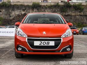 Peugeot 208 2016 llega a México desde $227,900 pesos