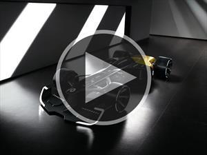 Video: Renault R.S. 2027 Vision Concept, un pantallazo al futuro de la F1