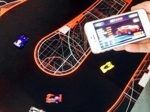 Anki Drive, el futuro de las autopistas de juguete