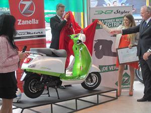 Zanella e-Styler, electricidad en dos ruedas