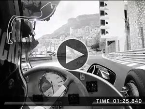 Video: un legendario Auto Unión corriendo por Mónaco