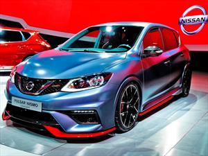 Nissan Pulsar Nismo Concept: Debuta en París