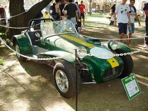 Historia: conocé al Lotus Argentino