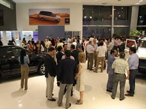 Jaguar Land Rover inaugura agencia en Culiacán