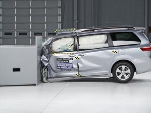 ¿Cuáles son las minivans inseguras de Estados Unidos?