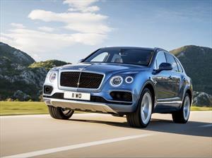 Bentley Bentayga Diesel, el primero de la historia