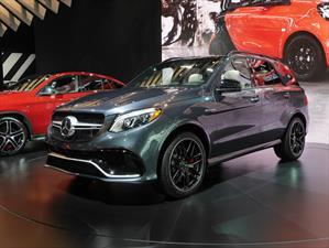 Mercedes-AMG GLE 63 S, más poderoso y versátil