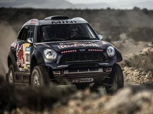 Dakar 2015: El favorito cae en la primer etapa
