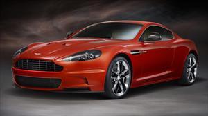 Aston Martin DBS Carbon Edition debuta en el Salón de Frankfurt 2011