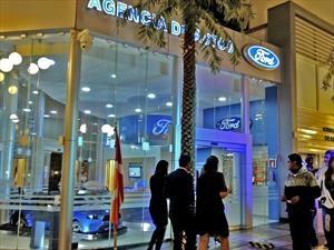 Ford hace soñar a los más chicos en Kidzania