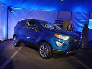 La Ford EcoSport se renueva y estrena nuevos horizontes