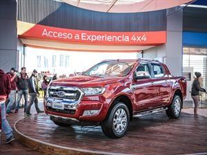 Ford presente en Agroactiva 2017
