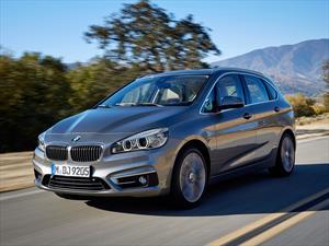 BMW Serie 2 Active Tourer, el primero con tracción delantera