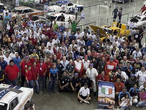 La Carrera Panamericana celebra su edición XXVII